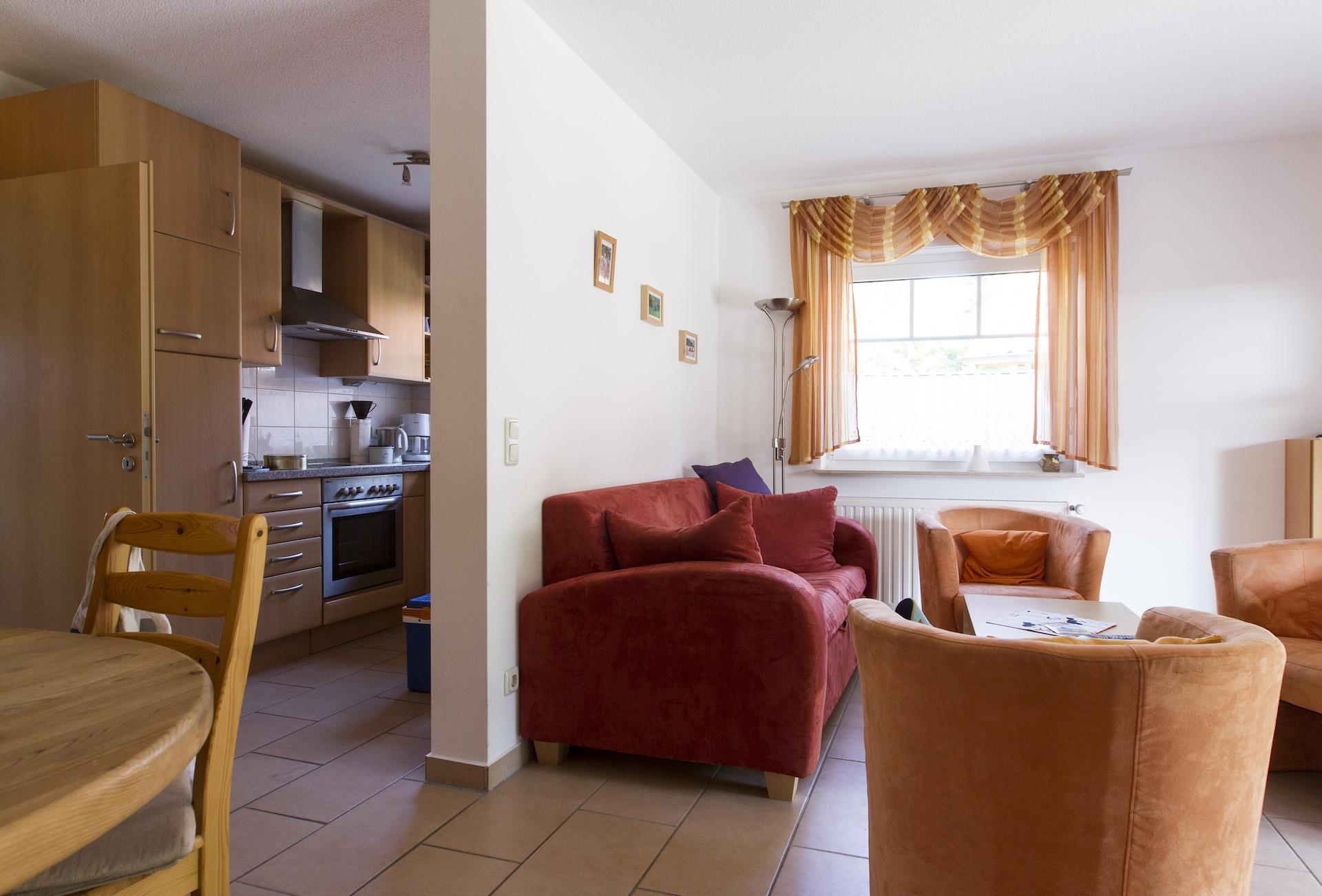 ferienwohnung schwalbennest f r bis zu 5 personen in der. Black Bedroom Furniture Sets. Home Design Ideas